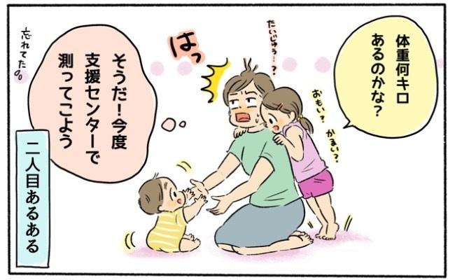 2人目の育児のイメージ