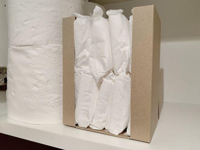 無印良品の生理用ナプキン