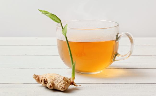 生姜 お茶2