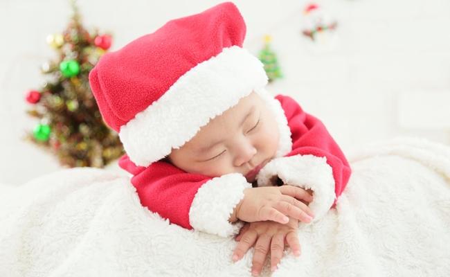 12月生まれは「冬にあやかった名前」の人気が急上昇!名前ランキング<男の子>