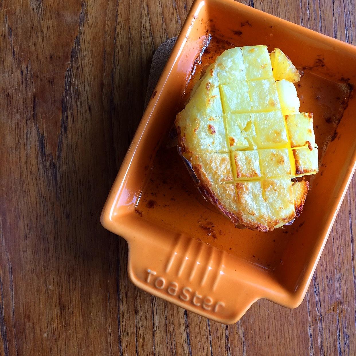 じゃがバターレシピの画像