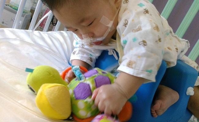 ついに人工呼吸器を卒業!息子の入院期間を思いきって家族の「お休み」に