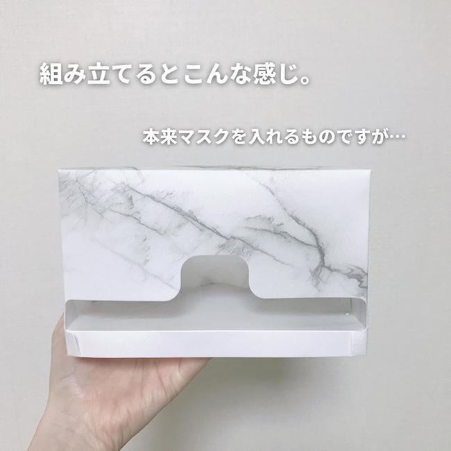 キャンドゥマスクケース 生理用ナプキン収納