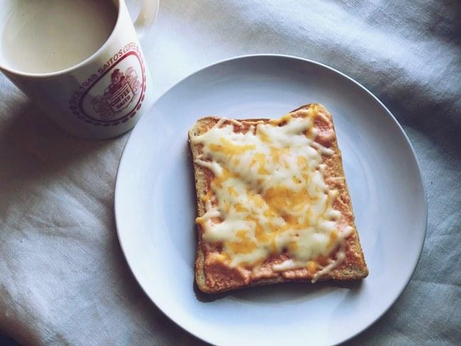 業務スーパー めんたいトースト