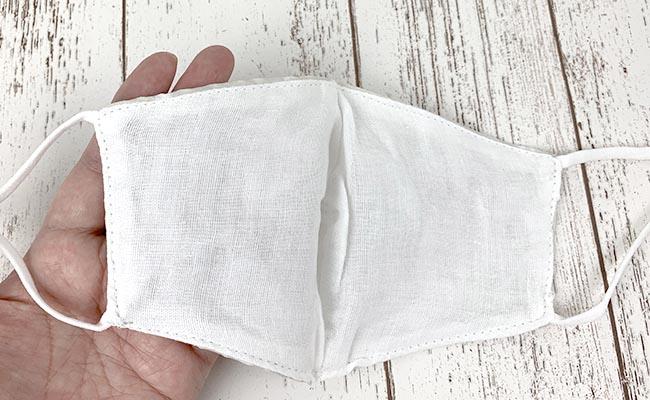 キャンドゥ洗える布マスク
