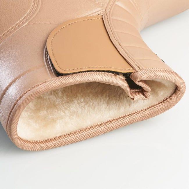 ワークマン 女性用防寒EVAノルディックブーツ