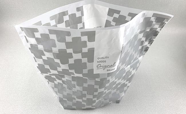 自立式ゴミ袋