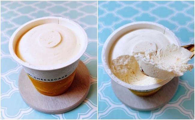 セブン ミスターチーズケーキ アイスクリーム