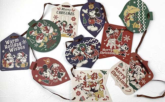 ディズニークリスマスマスガーランド