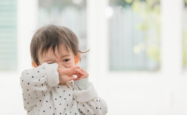 鼻水赤ちゃん