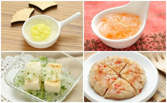 旬野菜、大根の離乳食レシピ