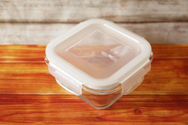 耐熱ガラス保存容器