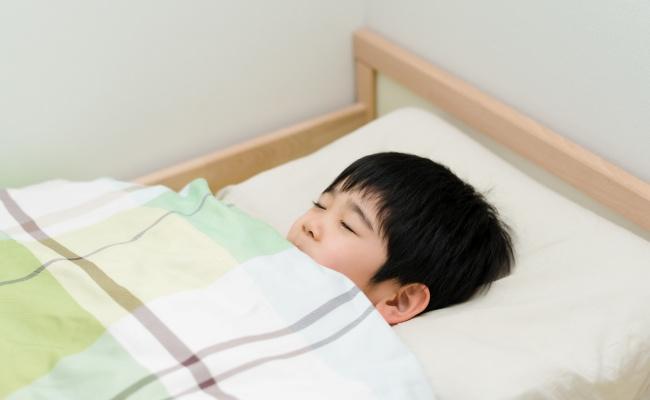 睡眠 男の子
