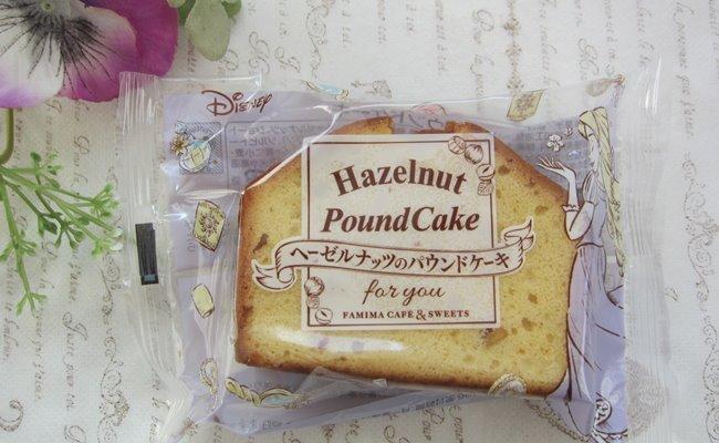 ファミマ ラプンツェルパウンドケーキ