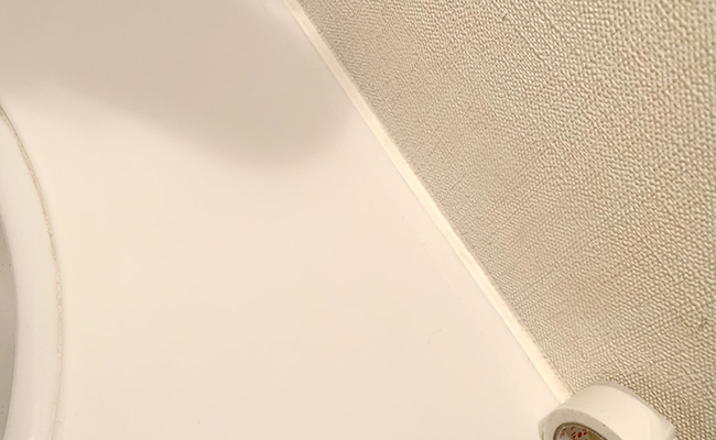 ダイソーカビ汚れ防止マスキングテープ