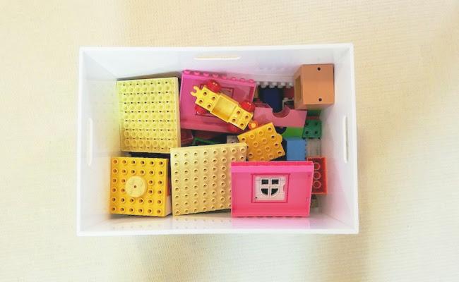 おもちゃの片付けストレスを減らすわが家の3つの工夫
