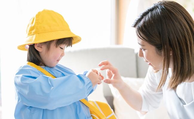 幼稚園のイメージ