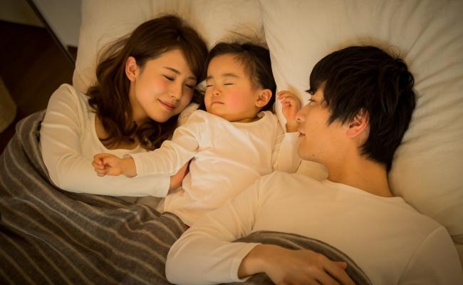 家族 睡眠