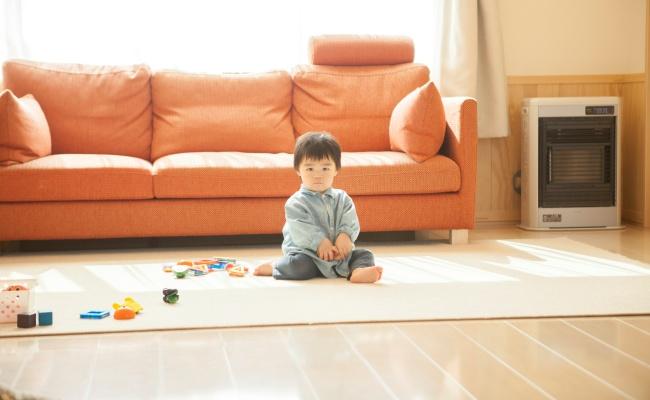 子ども 室内