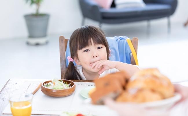 3才娘の食事が遅い理由