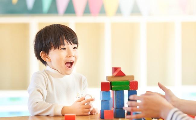 幼稚園に入り急成長!