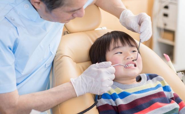 子ども 歯医者