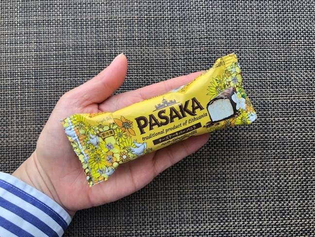 業務スーパー「PASAKA チーズケーキバー」