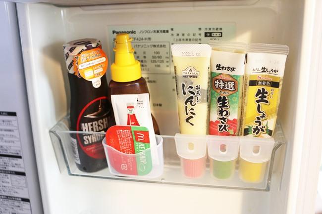 冷蔵庫用ホルダー5点セットの基本的な使い方