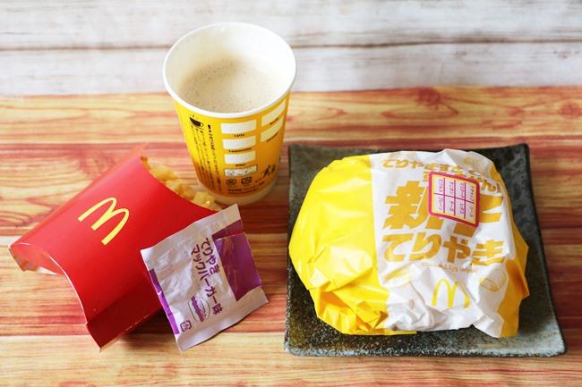 「シャカシャカポテト® てりやきマックバーガー味」はコレ!