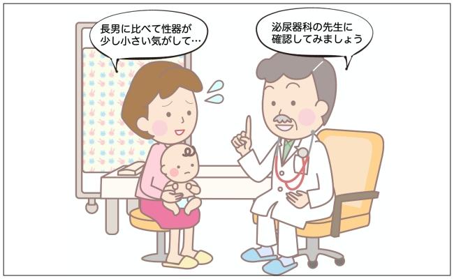 息子の性器、もしかして小さい?ある病気がきっかけで医師に相談した結果…