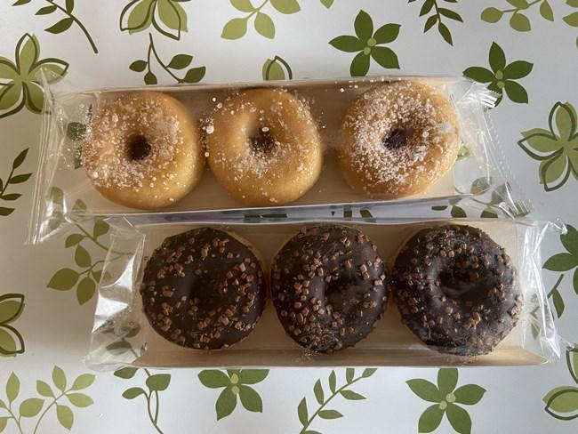 業務スーパー ドーナツ2種