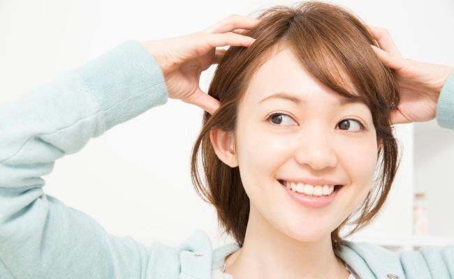 薄毛、うねり…髪悩み解決