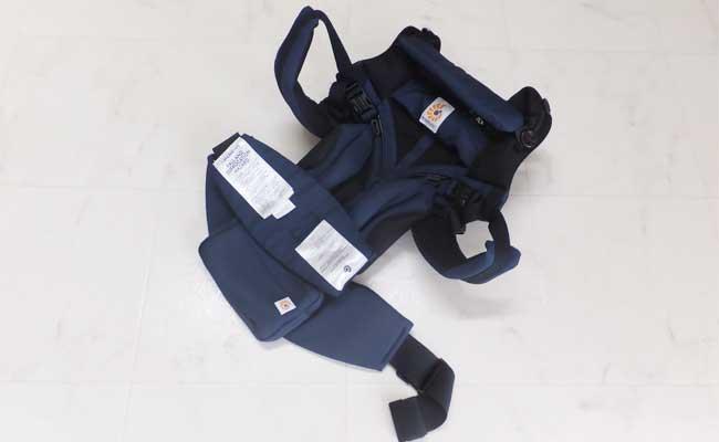 新生児使用可!エルゴ「OMNI360」