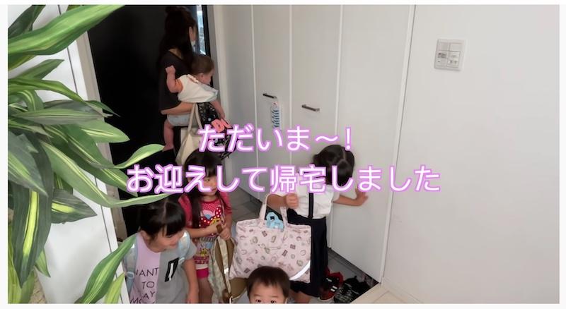 子ども8人の大家族ママのナイトルーティン