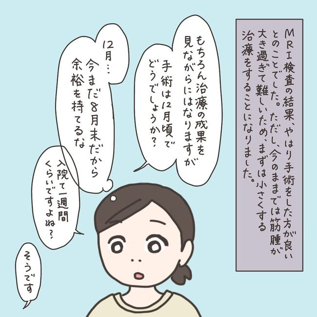 実録!40代婦人科トラブル#29