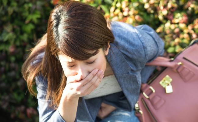 妊娠中、ノロウイルスに感染