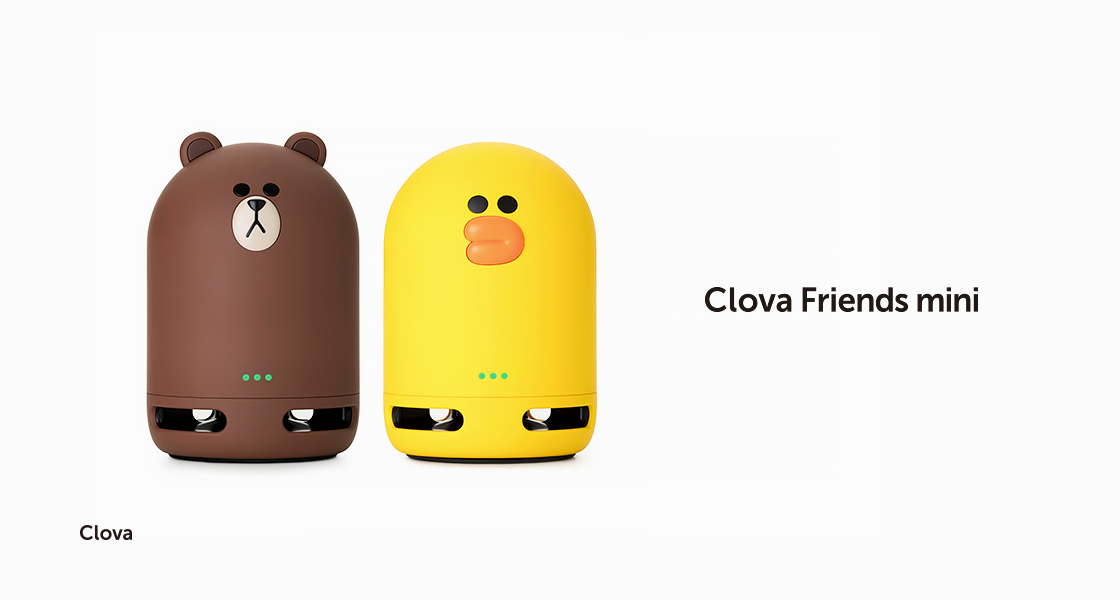 Clova Friends mini