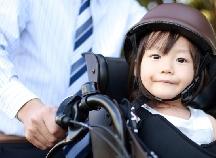 子どもを自転車に乗せるママ必読!人気の「子ども用ヘルメット」はコレ♪
