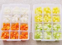 離乳食作りがラクになる!定番人気の「冷凍保存容器」3選