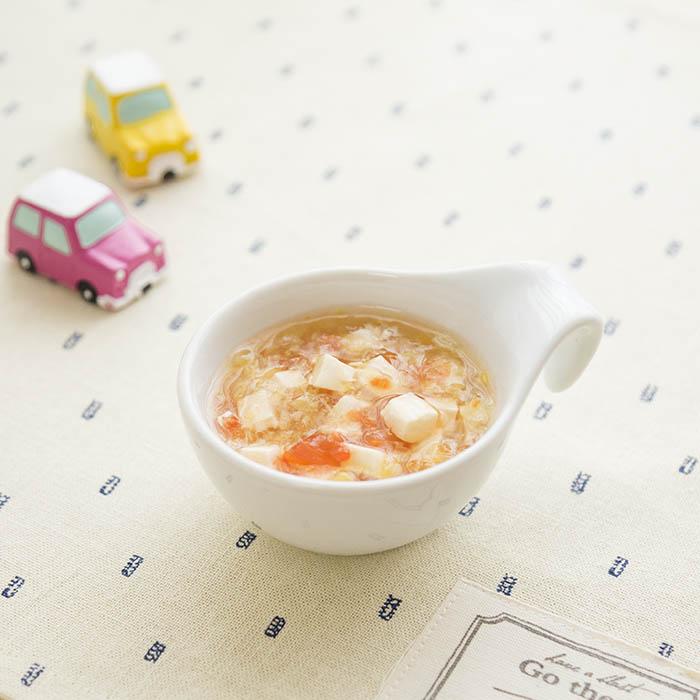 【離乳食中期】キャベツのトマト煮