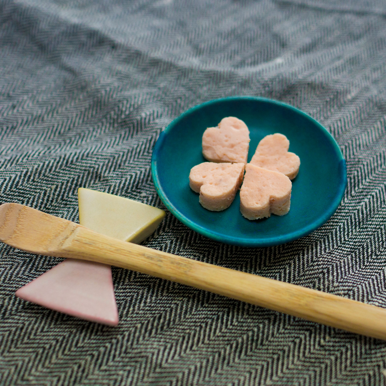 【離乳食後期】鮭のはんぺん