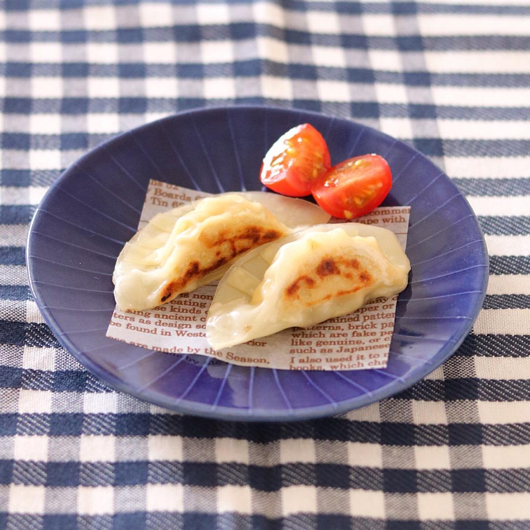 【離乳食完了期】おさかな餃子