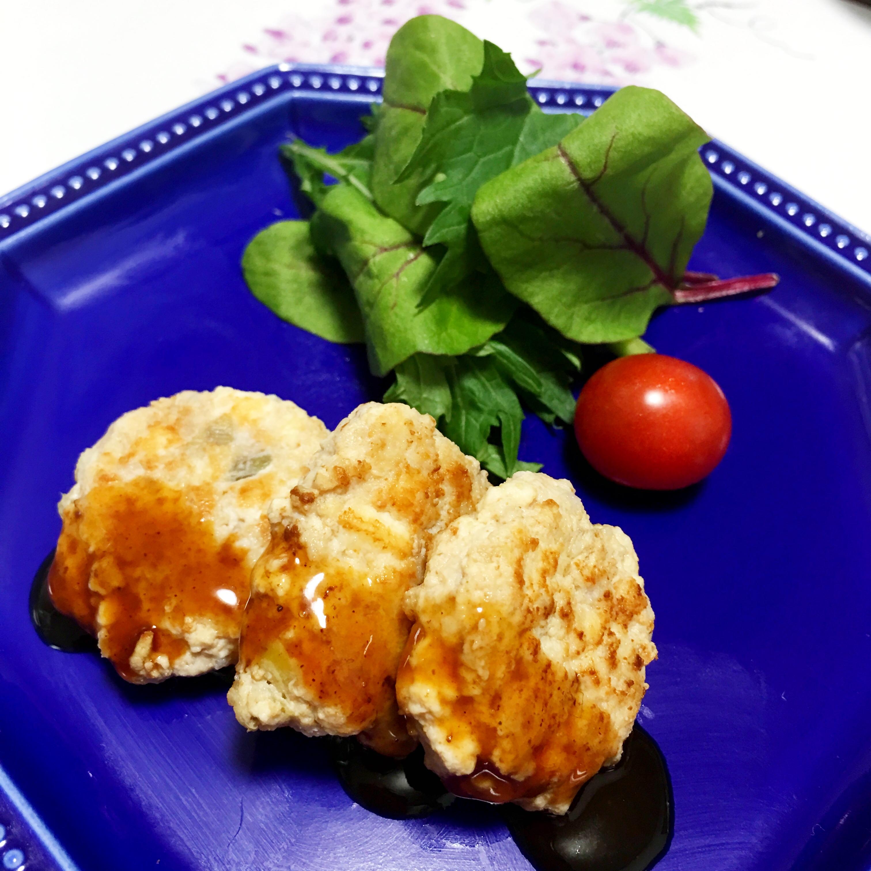 【離乳食完了期】茗荷と豆腐のハンバーグ