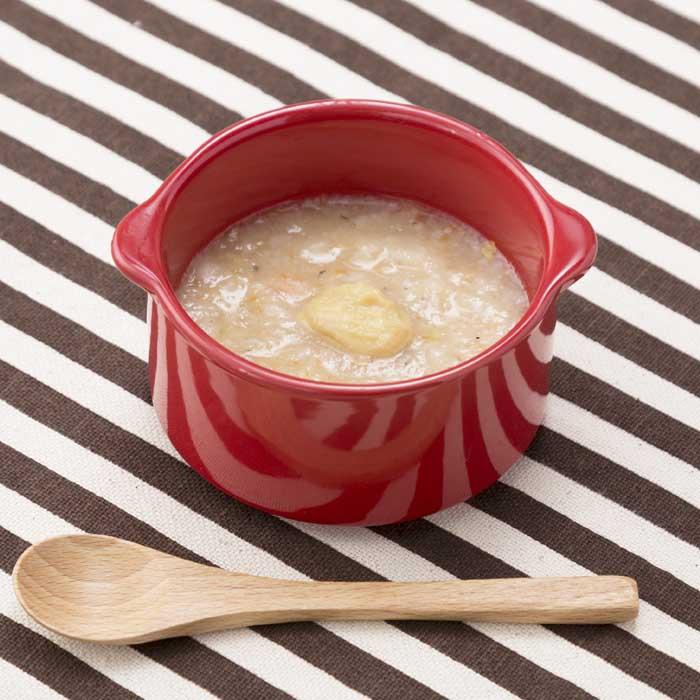 【離乳食後期】お米のポタージュ