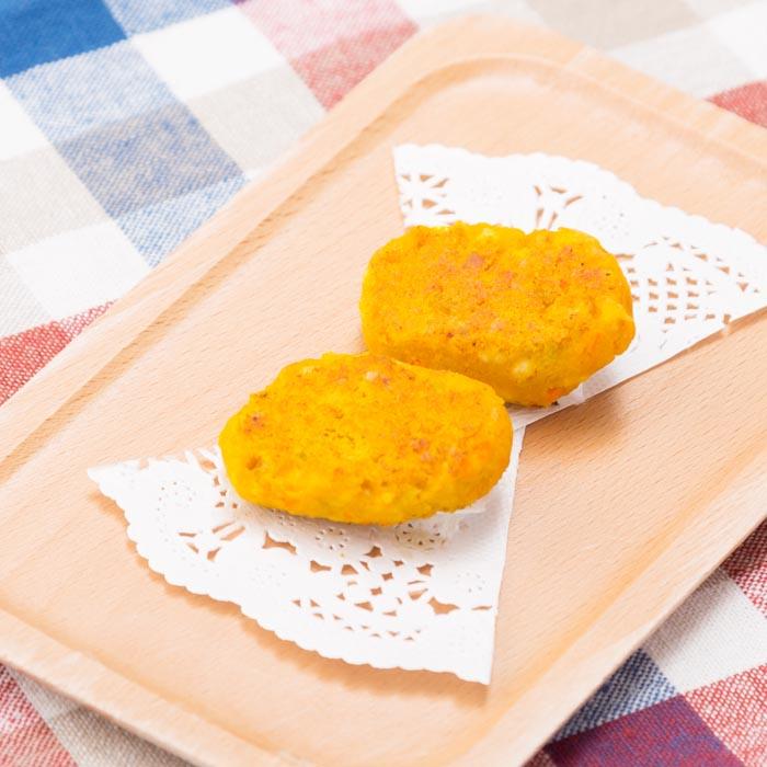 【離乳食完了期】かぼちゃのおやき