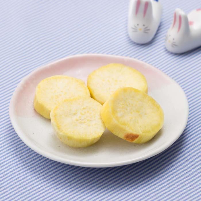 【離乳食完了期】蒸し芋