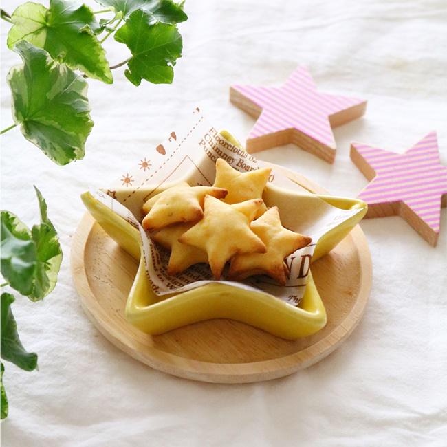 【離乳食完了期】チーズクッキー