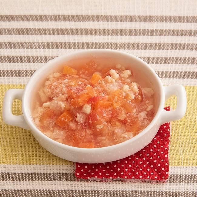 【離乳食中期】トマトソース