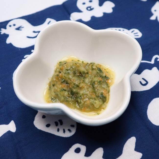 【離乳食初期】とろとろ野菜ミックス