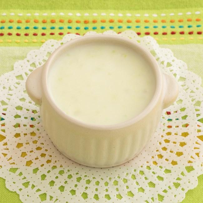 【離乳食完了期】枝豆のポタージュ